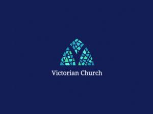 victorian-church-logotype
